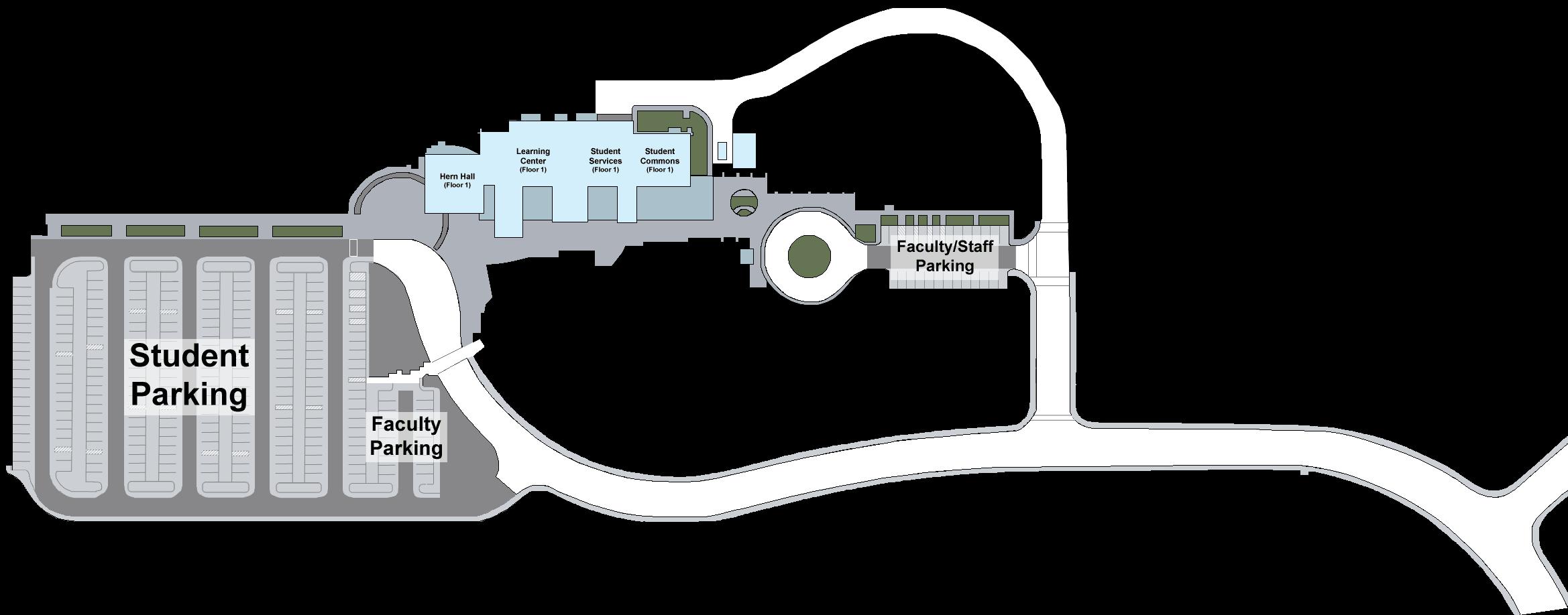 olympic college campus map Olympic College Campus Map olympic college campus map